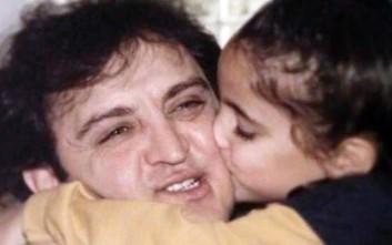 Δούκισσα Νομικού: Σ' αγαπώ για πάντα μπαμπάκα μου