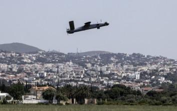 Το drone της αστυνομίας κάνει πρεμιέρα στην Εθνική Αθηνών - Λαμίας