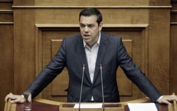 Τσίπρας: Ο Κωνσταντίνος Μητσοτάκης ανέλαβε πλήρως την ευθύνη όλων των πολιτικών του επιλογών