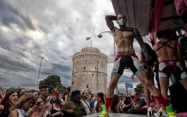 Με αγρυπνία «απαντά» στο Gay Pride της Θεσσαλονίκης ο Μητροπολίτης Άνθιμος