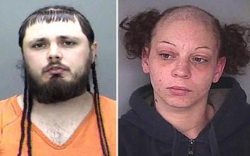 Φωτογραφίες συλληφθέντων για γέλια και για κλάματα