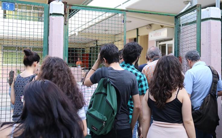 Από Τετάρτη η υποβολή των μηχανογραφικών για τους υποψήφιους φοιτητές