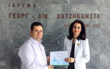 Ο όμιλος Ν. Δασκαλαντωνάκη - Grecotel στηρίζει το Ίδρυμα Χατζηκώνστα