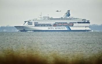 Αναστολή στην κυκλοφορία πλοίων μεταξύ Δανίας και Γερμανίας