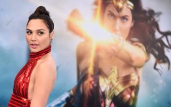 Η Γκαλ Γκαντότ πήρε εντυπωσιακά λίγα για τη «Wonder Woman»