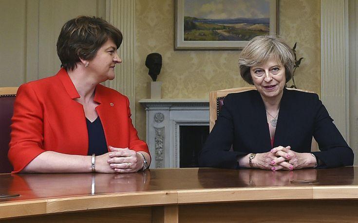 Δύο γυναίκες στο τιμόνι της Μεγάλης Βρετανίας