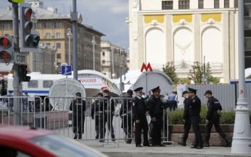 Άρχισαν οι συλλήψεις διαδηλωτών στη Ρωσία