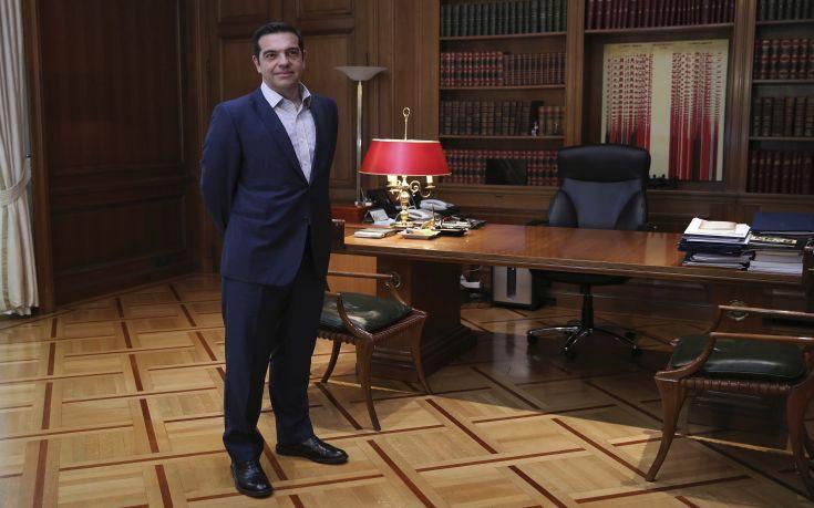 Κύκλος επαφών Τσίπρα μετά το Eurogroup