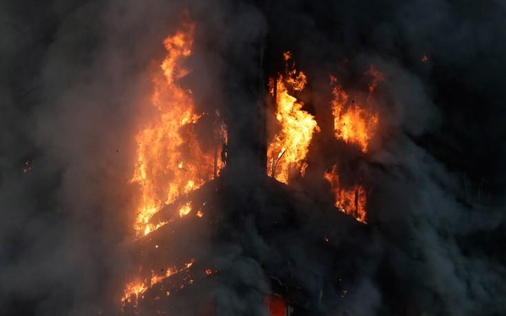 Έξι νεκροί στο φλεγόμενο κτίριο του Δυτικού Λονδίνου