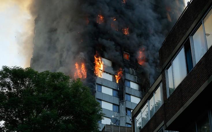 Τα πρώτα σενάρια και η προειδοποίηση για πυρκαγιά στον πύργο στο Λονδίνο