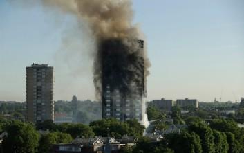 Αυξάνεται ο αριθμός των νεκρών στον πύργο του Λονδίνου