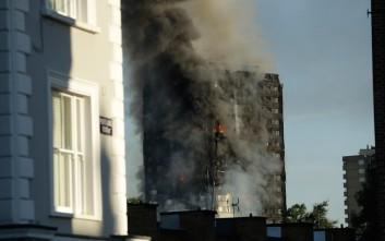 Στους 79 οι νεκροί από την πυρκαγιά στον πύργο του Λονδίνου