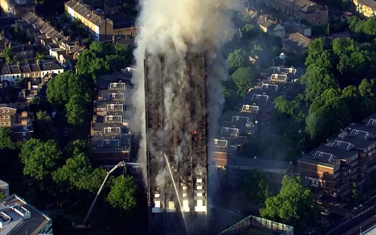 Αρχίζει η έρευνα για την τραγωδία στον πύργο Γκρένφελ του Λονδίνου