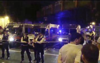 Νέα επίθεση με αυτοκίνητο να πέφτει σε πεζούς στο Λονδίνο