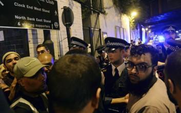 Τουλάχιστον ένας νεκρός στην επίθεση με βαν στο Λονδίνο