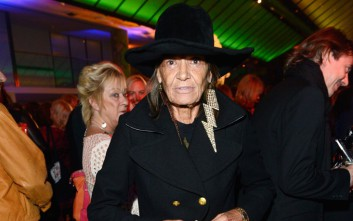 Πέθανε η μούσα των Rolling Stones Ανίτα Πάλενμπεργκ