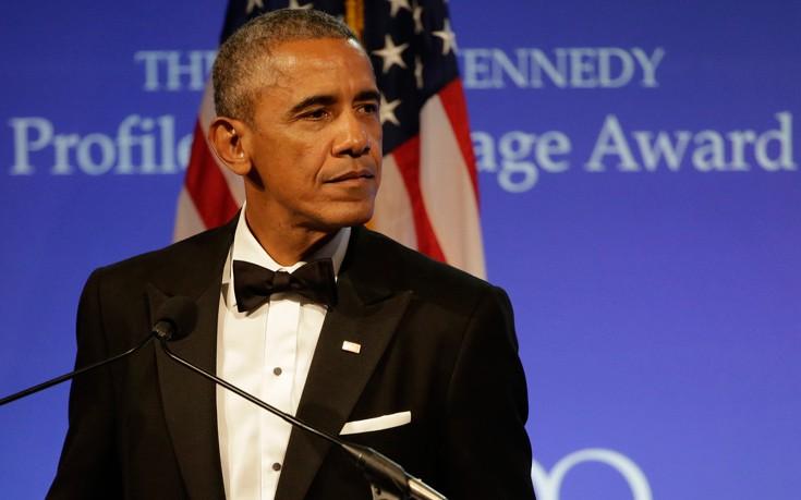 Μήνυμα Ομπάμα για την πράσινη ενέργεια και την κλιματική αλλαγή