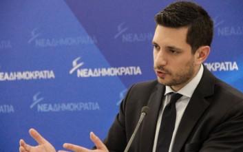 Κυρανάκης: Η θέση της ΝΔ δεν καθορίζεται απ' ό,τι γίνεται στα Σκόπια