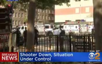 Ένοπλος άνοιξε πυρ σε νοσοκομείο στο Μπρονξ των ΗΠΑ