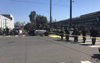 Tουλάχιστον 4 νεκροί από τους πυροβολισμούς στο Σαν Φρανσίσκο