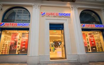 Η INTERSPORT αλλάζει σελίδα και σας καλωσορίζει στο 50ό της κατάστημα