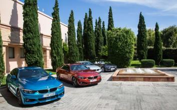 Σύντομη γνωριμία με τις νέες BMW 4