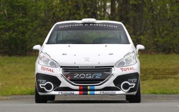 Η Peugeot στο Ράλι Ακρόπολις 2017