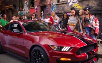 Η Mustang τα «σπάει» με τις Little Mix