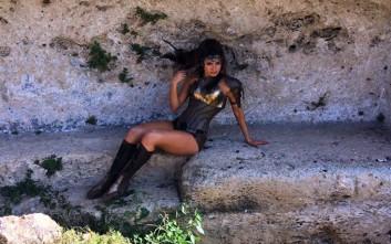 Άντρια Βασιλείου, η αμαζόνα του «Wonder Woman»