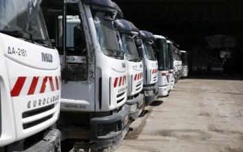 Ο δήμος της Αθήνας με 40 νέα οχήματα στη μάχη της καθαριότητας