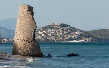 Παράλιο Άστρος, ο οικισμός της Πελοποννήσου με την ατελείωτη ακρογιαλιά