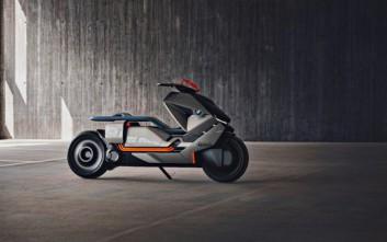 Μια όχι και τόσο προηγμένη ματιά στο μέλλον από το BMW Concept Link