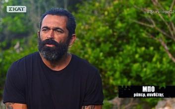 Η ανάρτηση του Μπο για την εμπειρία του στο Survivor