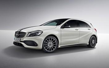Νέες ειδικές εκδόσεις «White Art» της Mercedes-Benz
