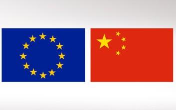 Βιντεο-σύνοδος κορυφής σήμερα μεταξύ ΕΕ και Κίνας με στόχο την αποκλιμάκωση της έντασης