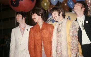 Το Λίβερπουλ τιμά μεγαλοπρεπώς τα 50 χρόνια του τελευταίου δίσκου των Beatles