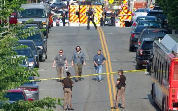 Ο Τραμπ ανακοίνωσε τον θάνατο του δράστη που άνοιξε πυρ στην Αλεξάντρια