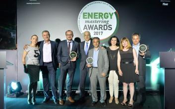 Energy Mastering Awards 2017, σημαντικές διακρίσεις για τον όμιλο ΟΤΕ