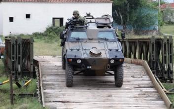 Άγρια «αντεπίθεση» της 71ης Αερομεταφερόμενης Ταξιαρχίας «Πόντος»