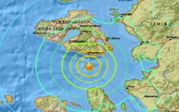 Ασφαλείς από τον σεισμό οι Έλληνες στη Σμύρνη