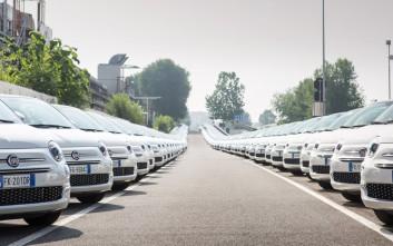 Παγκόσμιο ρεκόρ Γκίνες από τη Fiat