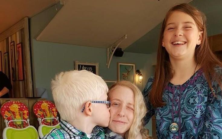 Το συγκινητικό μήνυμα 30χρονης που πέθανε από καρκίνο προς τα παιδιά της