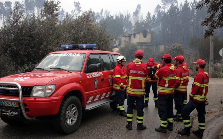 Κατασβέστηκαν οι πυρκαγιές στην Πορτογαλία