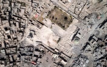 Οικονομική ενίσχυση για τις περιοχές του Ιρακ που ισοπεδώθηκαν από το ISIS