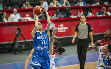 Στην 4η θέση του Eurobasket η Εθνική