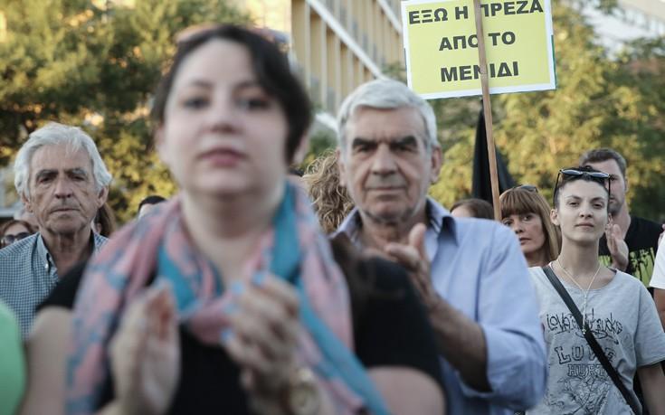 Νέα πορεία διαμαρτυρίας κατοίκων απόψε στο Μενίδι