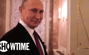 Η «εξομολόγηση» του Βλαντιμίρ Πούτιν στον Όλιβερ Στόουν