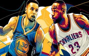 Το NBA θυμάται 70 τελικούς υπό τους ήχους των Metallica