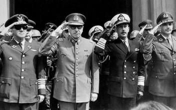 Για πρώτη φορά πολίτης καταδικάστηκε για εγκλήματα την περίοδο της δικτατορίας του Πινοσέτ