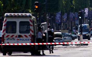 Ο δράστης της επίθεσης στα Ηλύσια Πεδία συμμετείχε στο «ριζοσπαστικό ισλαμιστικό κίνημα»